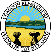 Common Pleas Court of Franklin County Ohio seal